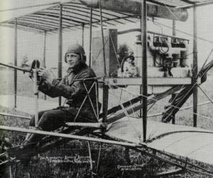 Schwister at the controls of the Minnesota-Badger WPT
