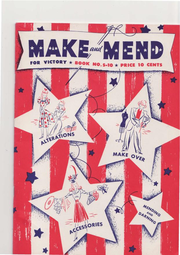Make and mend sewing in the second world war erika janik makemendforvictory0000 fandeluxe PDF